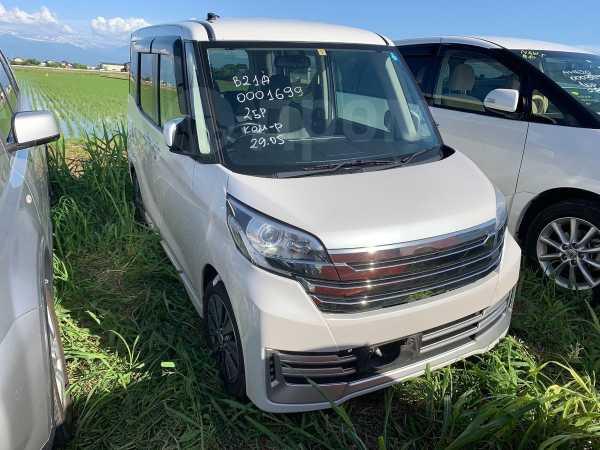 Nissan DAYZ Roox, 2015 год, 465 000 руб.