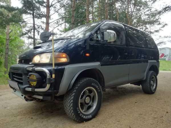 Mitsubishi Delica, 1996 год, 425 000 руб.