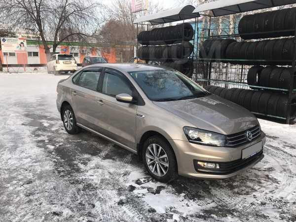 Volkswagen Polo, 2015 год, 700 000 руб.