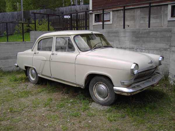 ГАЗ 21 Волга, 1968 год, 80 000 руб.