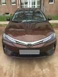 Toyota Corolla, 2017 год, 1 195 000 руб.