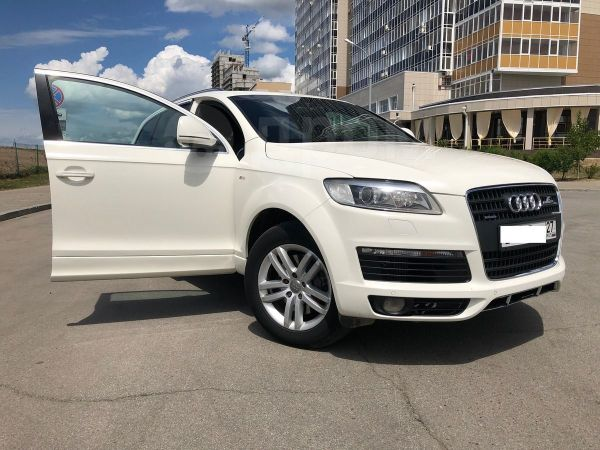 Audi Q7, 2008 год, 1 170 000 руб.