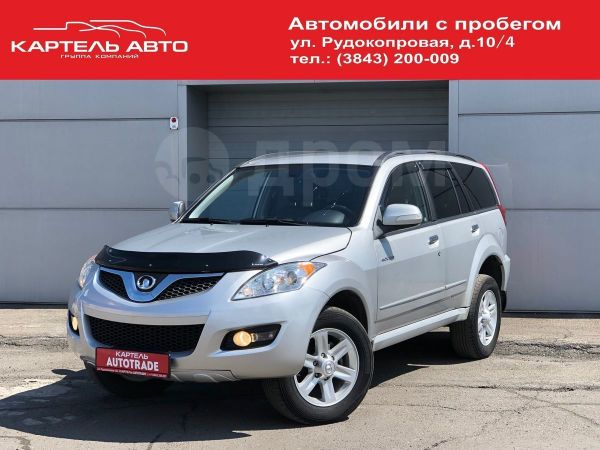 Great Wall Hover H5, 2014 год, 620 000 руб.
