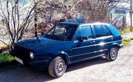 Симферополь Golf 1986