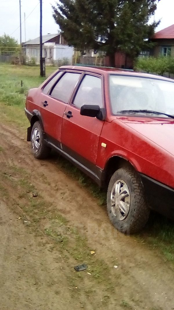 Лада 21099, 1993 год, 18 000 руб.