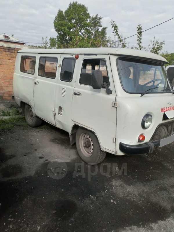 УАЗ Буханка, 2002 год, 125 000 руб.