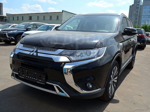 Mitsubishi Outlander, 2019 год, 2 042 000 руб.