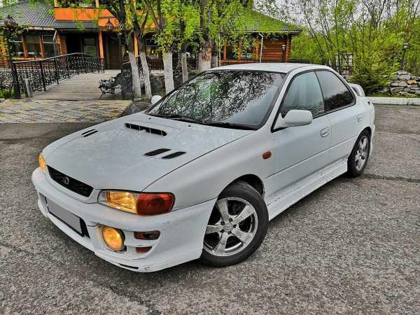 Subaru Impreza WRX STI, 1998 год, 200 000 руб.