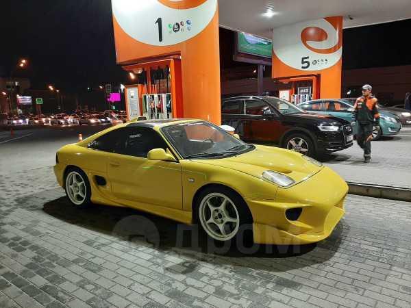 Toyota MR2, 1991 год, 680 000 руб.