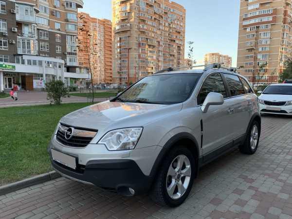 Opel Antara, 2011 год, 480 000 руб.