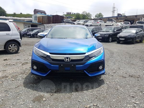 Honda Civic, 2018 год, 1 250 000 руб.