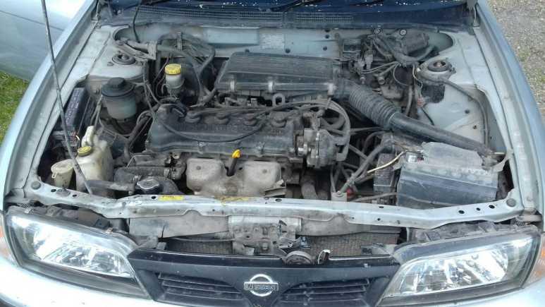 Nissan Lucino, 1998 год, 135 000 руб.