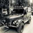 ГАЗ 69, 1955 год, 790 000 руб.