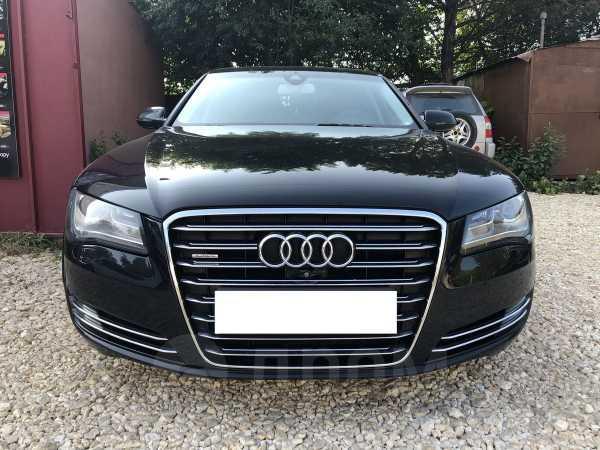 Audi A8, 2012 год, 1 150 000 руб.
