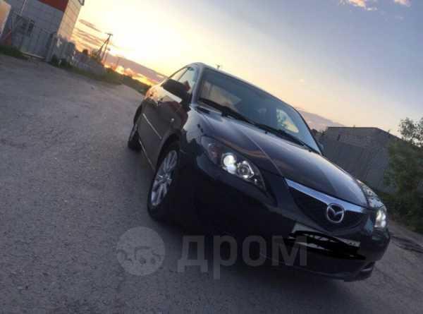 Mazda Mazda3, 2006 год, 220 000 руб.