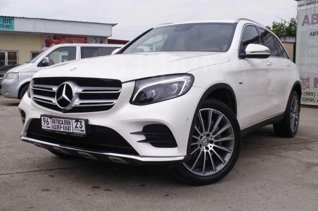 Mercedes-Benz GLC, 2015 год, 2 250 000 руб.