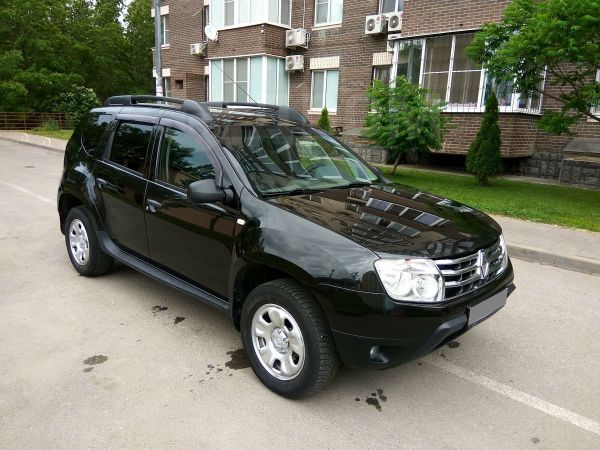 Renault Duster, 2013 год, 505 000 руб.