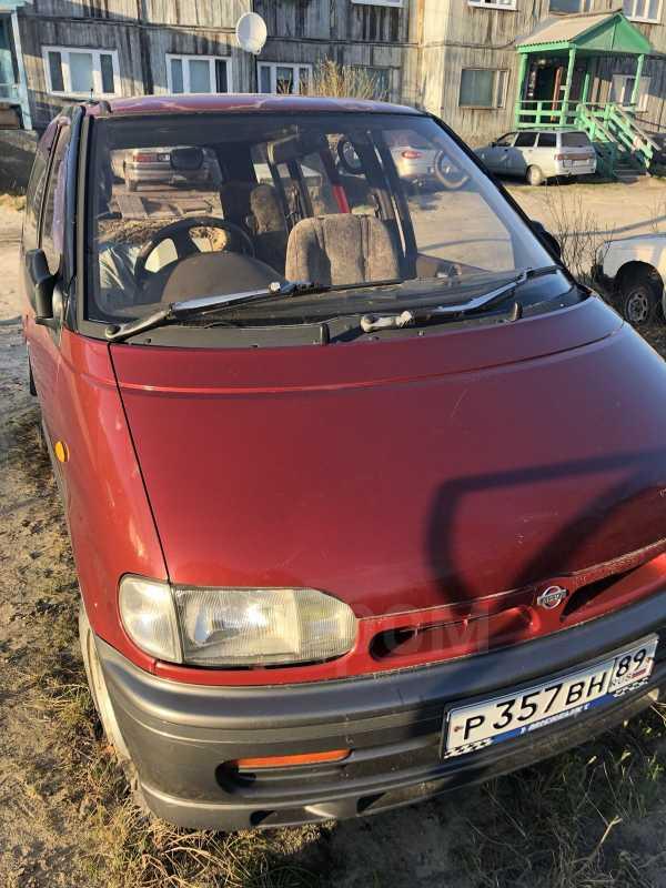 Nissan Vanette Serena, 1992 год, 60 000 руб.