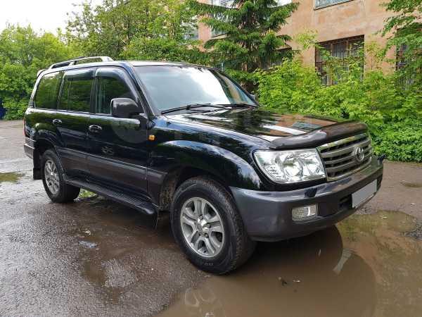 Toyota Land Cruiser, 2006 год, 1 270 000 руб.