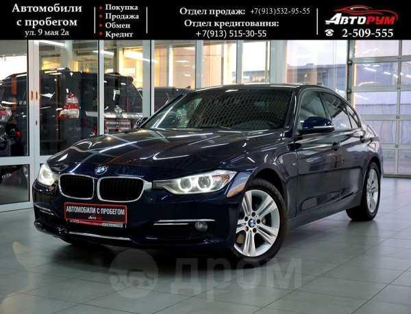 BMW 3-Series, 2013 год, 997 000 руб.