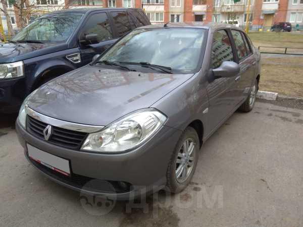Renault Symbol, 2010 год, 329 000 руб.