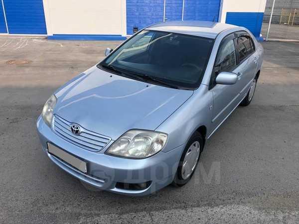Toyota Corolla, 2005 год, 327 000 руб.