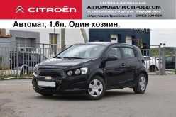 Иркутск Aveo 2015