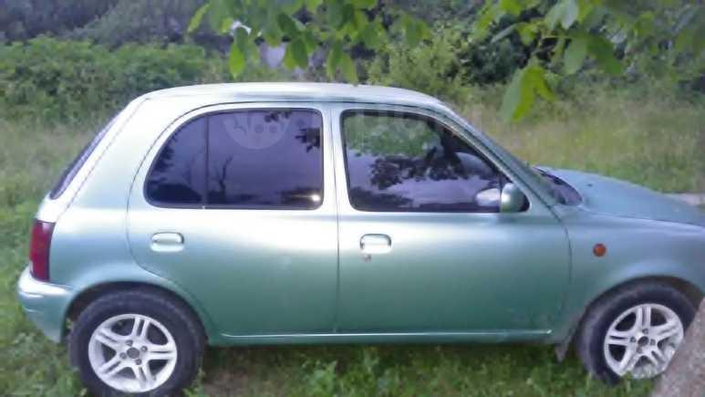 Nissan Micra, 1994 год, 105 000 руб.