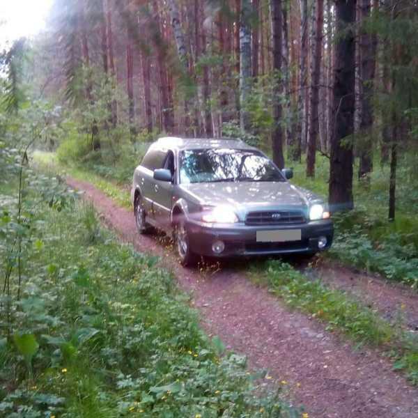 Subaru Legacy Lancaster, 2001 год, 235 000 руб.