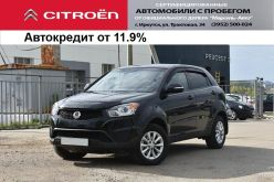 Иркутск Actyon 2014