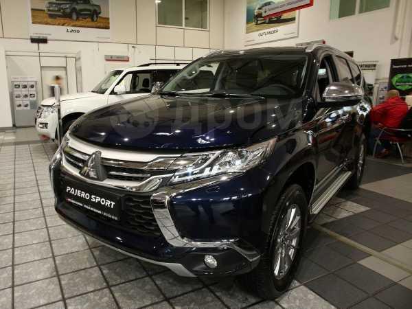 Mitsubishi Pajero Sport, 2019 год, 2 270 758 руб.