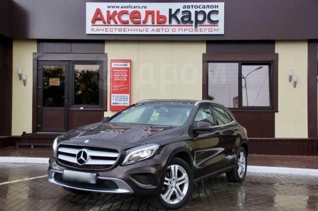 Mercedes-Benz GLA-Class, 2015 год, 1 500 000 руб.