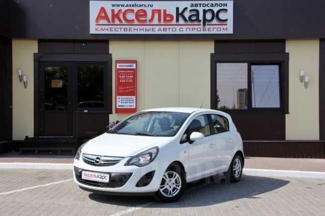Opel Corsa, 2014 год, 599 000 руб.