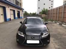 Москва Lexus ES250 2014