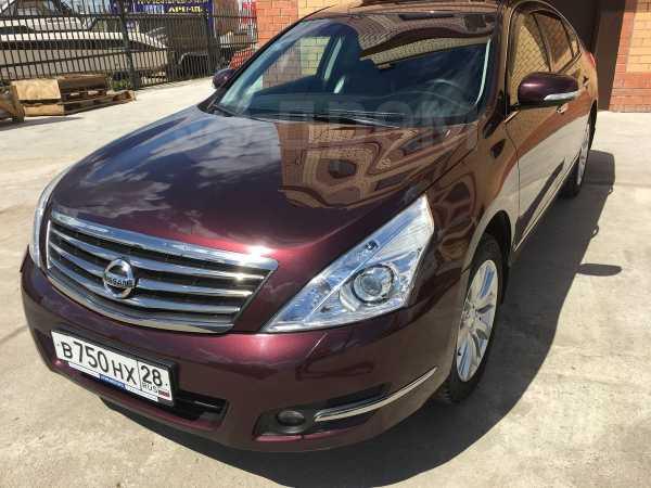 Nissan Teana, 2011 год, 825 000 руб.