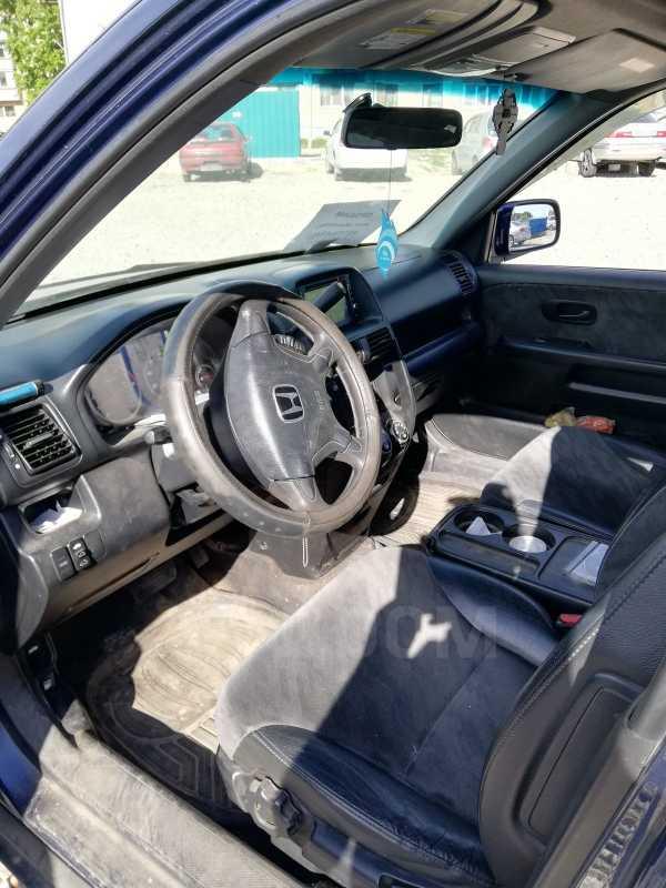 Honda CR-V, 2002 год, 600 000 руб.