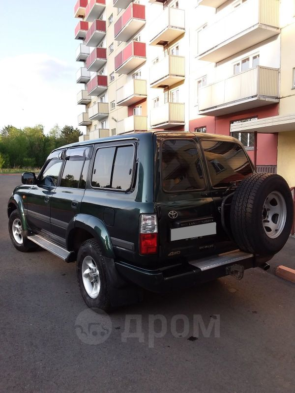 Toyota Land Cruiser, 1995 год, 499 000 руб.