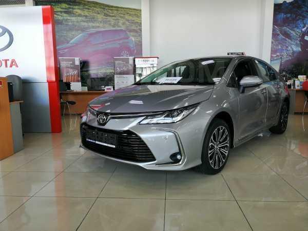 Toyota Corolla, 2019 год, 1 653 250 руб.