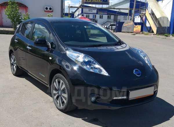 Nissan Leaf, 2014 год, 660 000 руб.