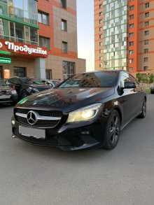Красноярск CLA-Class 2013