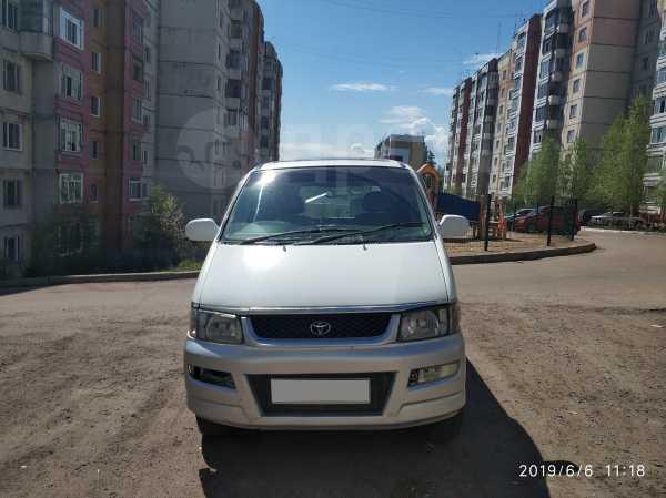 Toyota Hiace Regius, 1998 год, 370 000 руб.