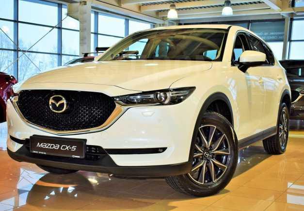 Mazda CX-5, 2019 год, 2 232 000 руб.