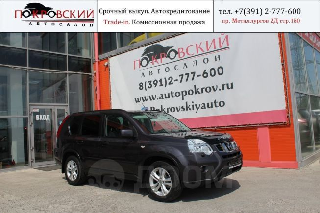 Nissan X-Trail, 2012 год, 829 000 руб.