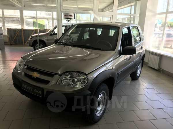 Chevrolet Niva, 2019 год, 626 395 руб.