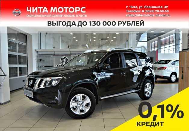 Nissan Terrano, 2019 год, 1 176 000 руб.