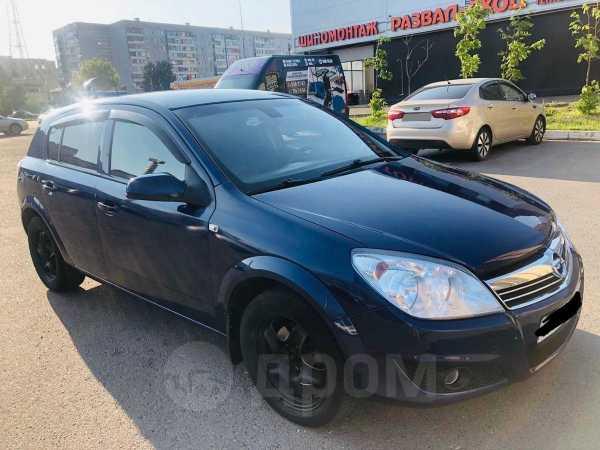 Opel Astra, 2011 год, 260 000 руб.