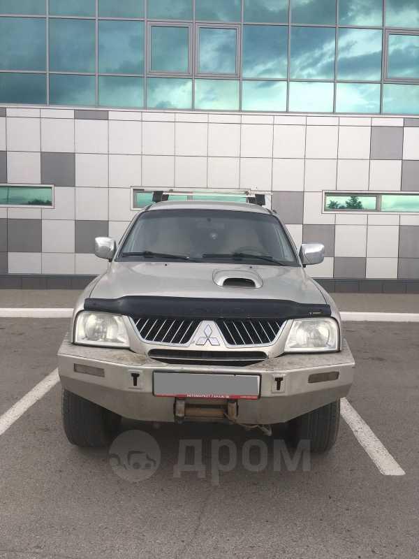 Mitsubishi L200, 2005 год, 499 000 руб.