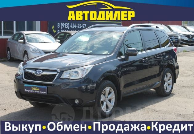 Subaru Forester, 2012 год, 1 080 000 руб.
