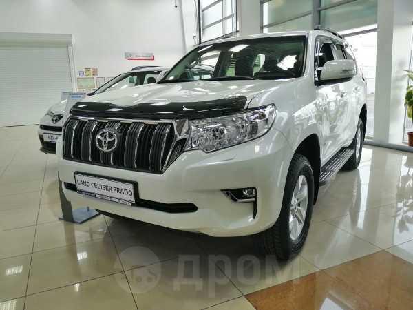 Toyota Land Cruiser Prado, 2019 год, 3 070 450 руб.