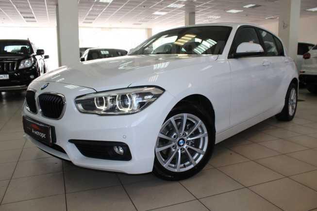BMW 1-Series, 2015 год, 995 000 руб.